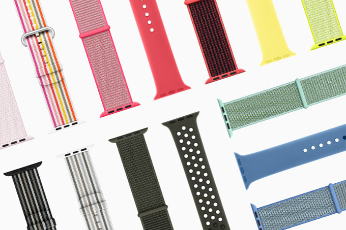 Apple's new watch bands - What to expect from Apple's March 27 event: New iPad, iPhone SE 2, or something else?