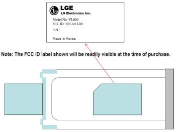 LG's VL600 LTE/EVDO USB modem for Verizon revealed