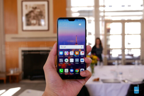 Huawei P20 and P20 Pro hands-on