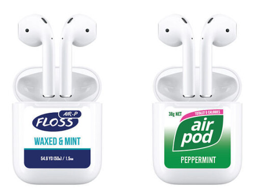 Best custom AirPods/accessories in 2018: Colorful earbuds