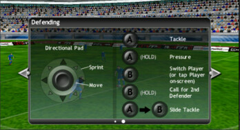 Play soccer with your Android phone without kicking the device