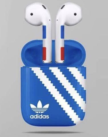 best loved b6f77 a3766 Best custom AirPods/accessories in 2018: Colorful earbuds, stickers ...