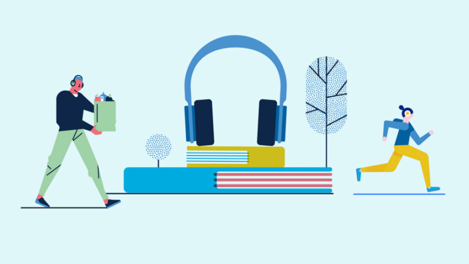 Google Play Books gets a slew of audiobook features