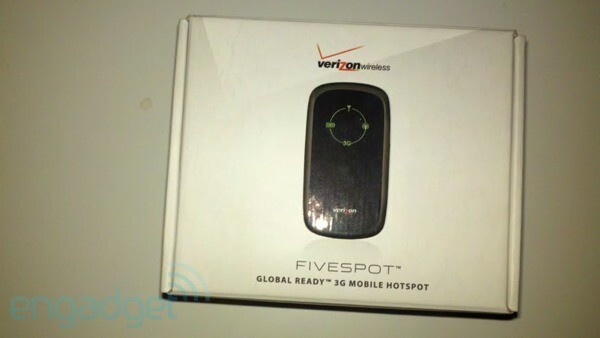 Verizon FiveSpot and 1GB pre-paid data plans coming next month?