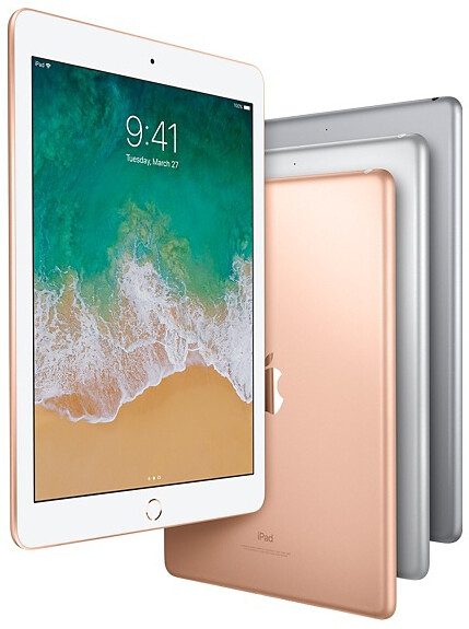 The sixth-generation Apple iPad - Apple's new sixth-generation iPad now available at your local Apple Store