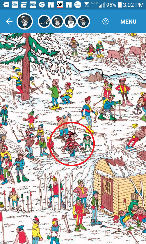 Play Where's Waldo on Google Maps - Where's Waldo? Open up Google Maps and find out