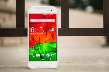 A water resistant construction finally arrived with the HTC Butterfly 2.