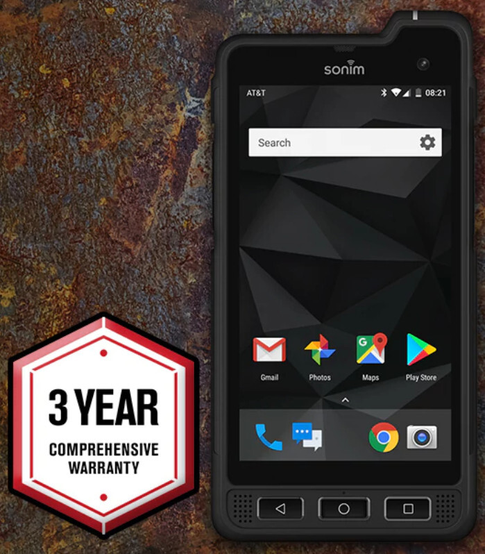 AT&T to launch super-rugged Sonim XP8 smartphone in late April