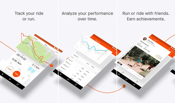 Looking for a good running and cycling app? Strava is your best bet - Best free Android and iOS apps for a healthy lifestyle