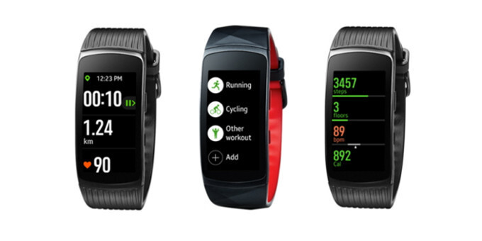 The reworked Workout Screen and the two new widgets– Multi-workouts and Health Summary - Samsung Gear Fit2 and Gear Fit2 Pro software update brings new fitness features