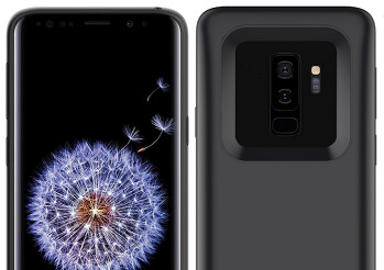 4 battery cases for Samsung Galaxy S9 and S9+