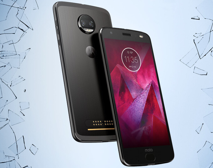 Deal: Buy a Motorola Moto Z2 Force for just $399 (today only)