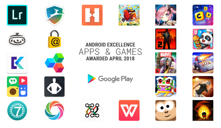 Google releases new Android Excellence apps and games collection