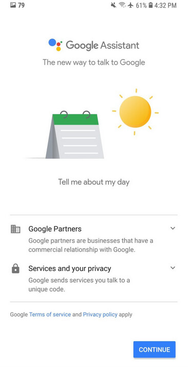 "Google's new UI for setting up Assistant renames current privacy feature as ""Forget me"""