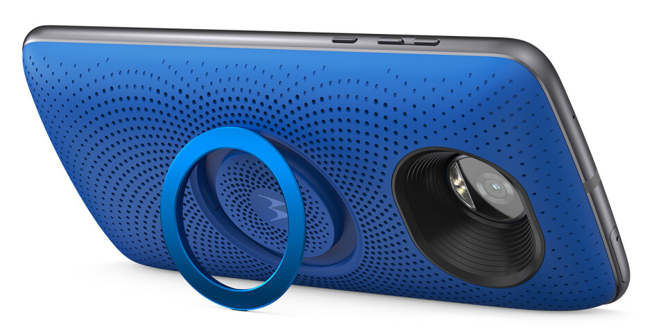 The new Moto Z Stereo Speaker mod sounds good, costs less