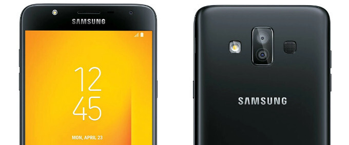 Samsung Galaxy J7 Duo appears with dual camera, AMOLED display
