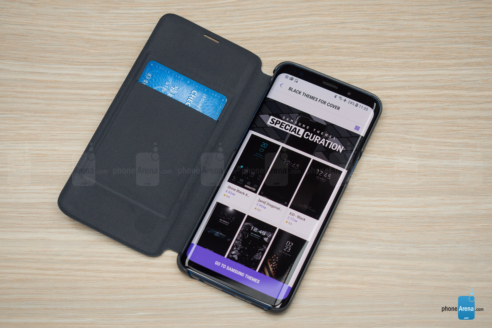new product bc9ed be99f Official Samsung cases for the Galaxy S9 and S9+: A comprehensive ...