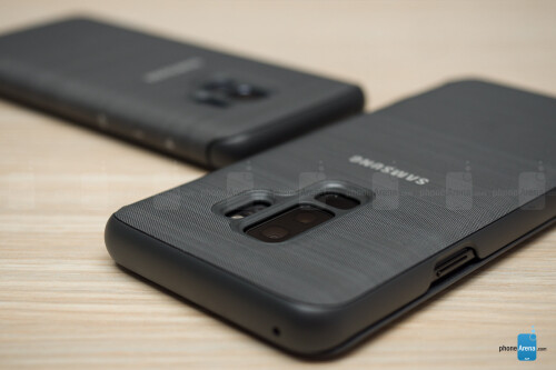 Samsung LED View Cover for the Galaxy S9 and S9+