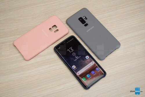 Samsung Silicone Cover for the Galaxy S9 and S9+
