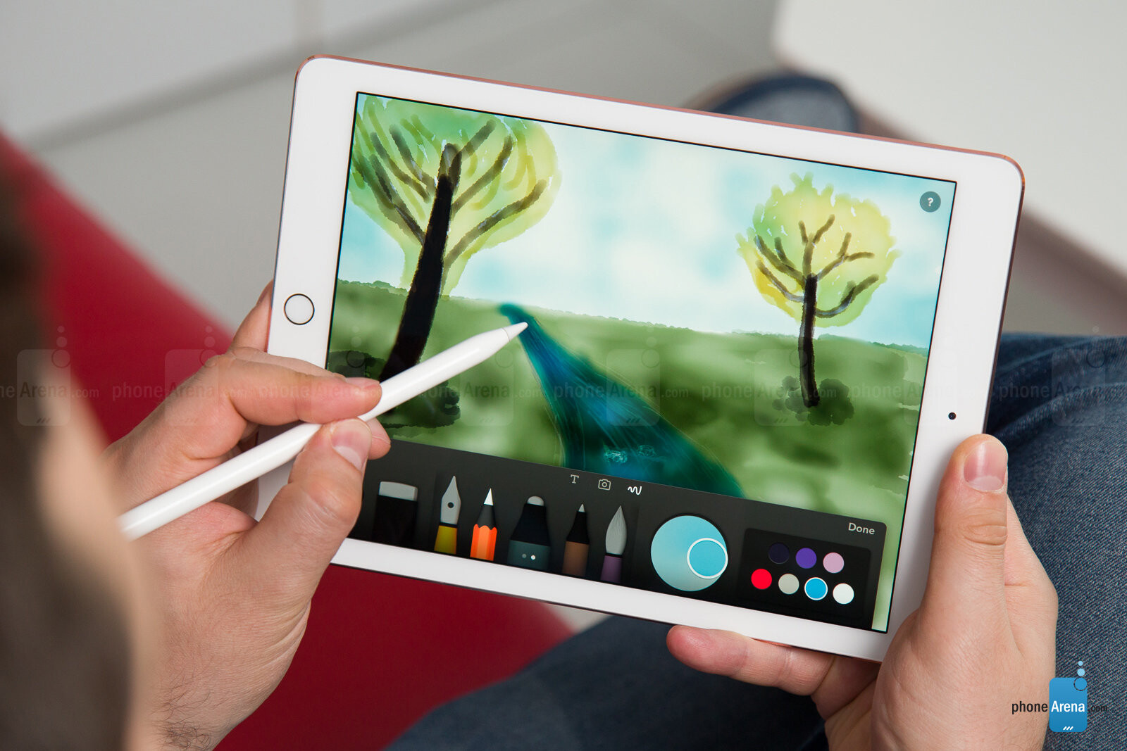 The 7 Best Apps For The Apple Pencil