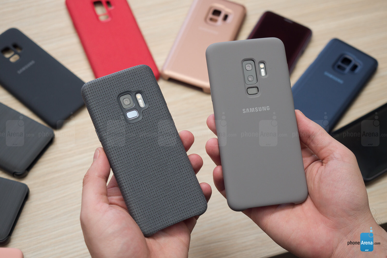 new product 1116d 5ad5a Official Samsung cases for the Galaxy S9 and S9+: A comprehensive ...