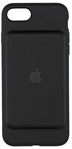The black iPhone 7 Smart Battery Case is $84.99 at Amazon - Apple iPhone 7 Smart Battery Case is on sale at Amazon; accessory also fits iPhone 8