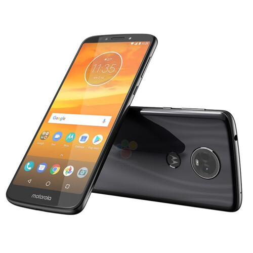 Moto E5 and E5 Plus