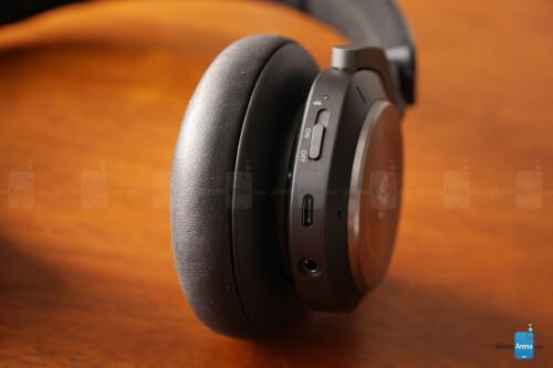 B & O Beoplay H9i Headphones hands-on