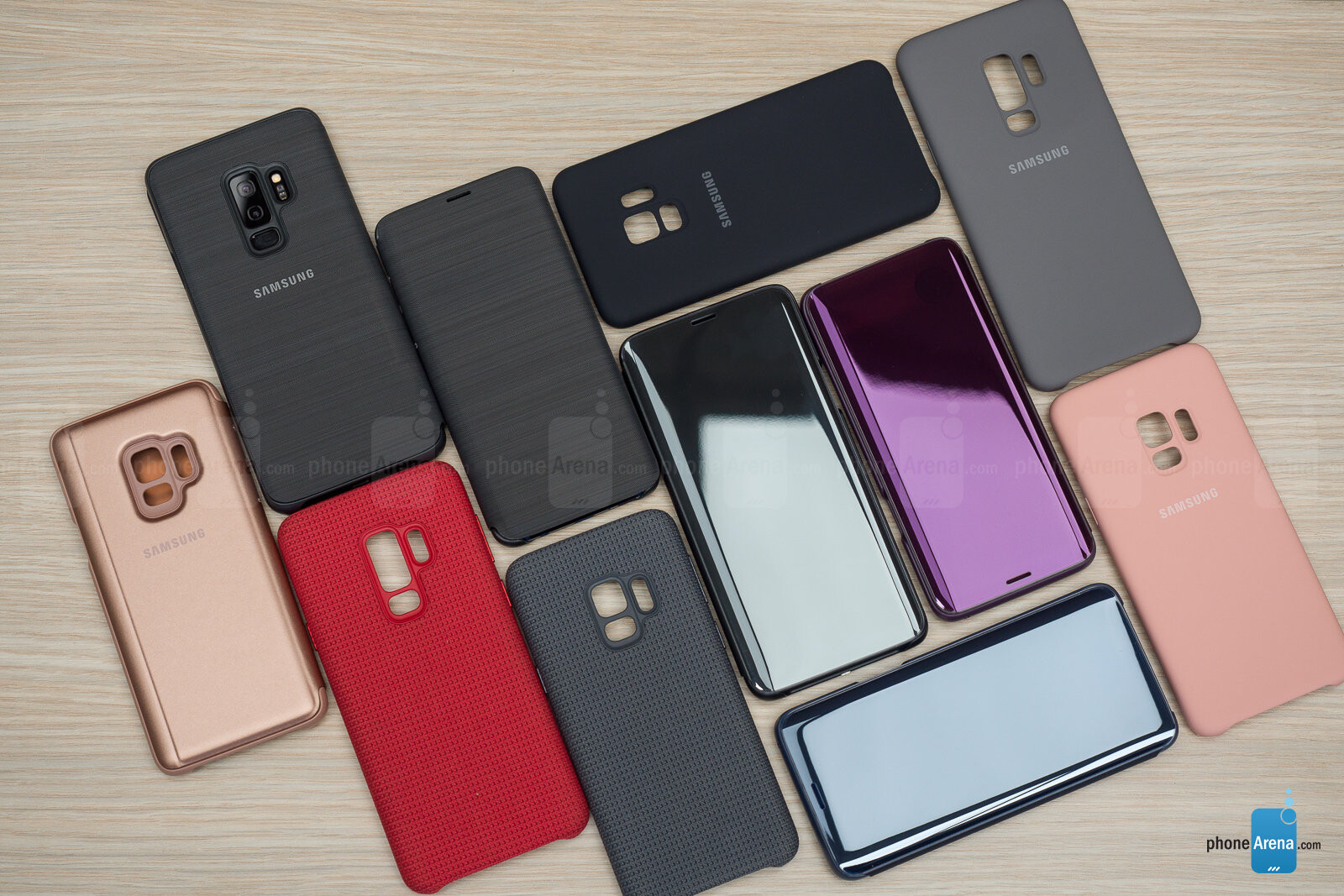 purchase cheap 816e7 f917f The best Samsung Galaxy S9/S9+ cases: from thin to rugged - PhoneArena