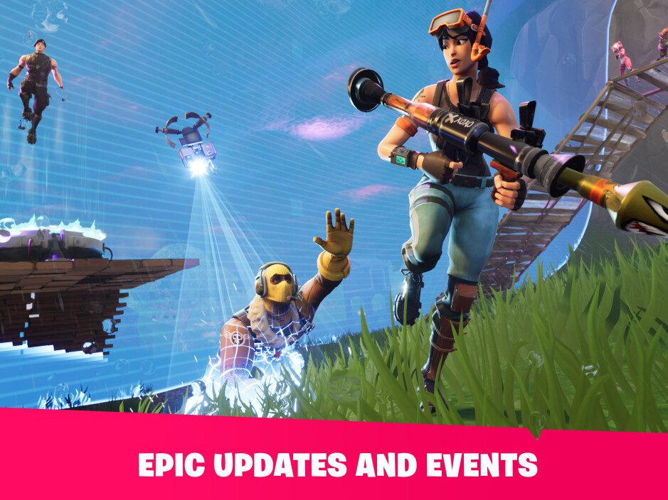 Fortnite Battle Royale - Best free iOS games to play on your iPhone or iPad in 2019
