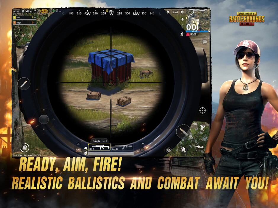 PUBG - Best free iOS games to play on your iPhone or iPad in 2019