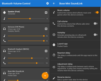How to get Android P's awesome Bluetooth volume controls on your phone right now