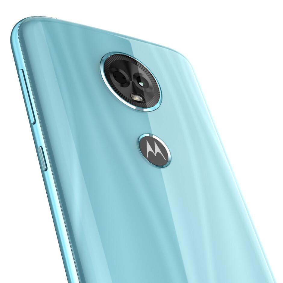 Moto E5 Plus - Mineral Blue - The affordable champions are back: meet the Moto E5 Plus, E5, and E5 Play