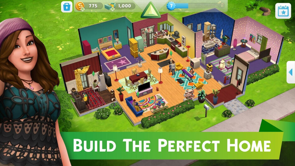 The Sims Mobile - Best free iOS games to play on your iPhone or iPad in 2019