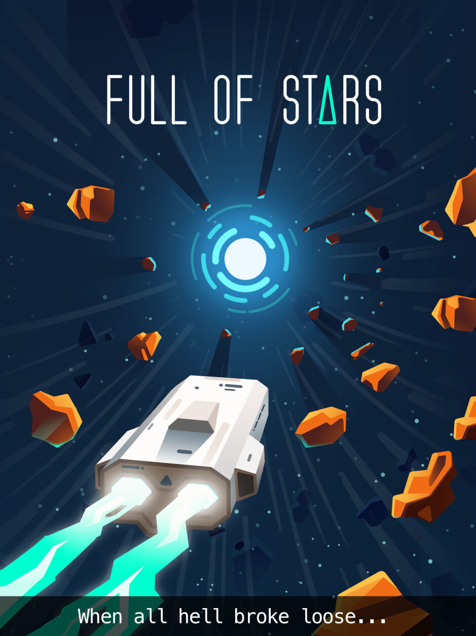 Full of Stars - Best free iOS games to play on your iPhone or iPad in 2019