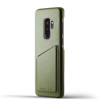 Full-leather-wallet-case-for-Galaxy-S9-Plus---Olive---Thumbnail-without-wallet---01