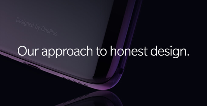 The OnePlus 6 with glass design confirmed, purple variant possibly on the way