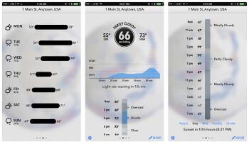 Dark Sky - Best iPhone apps