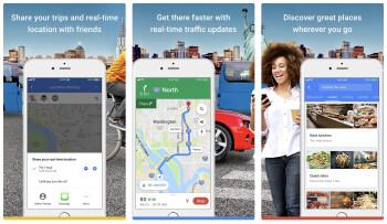 Google Maps - Best iPhone apps
