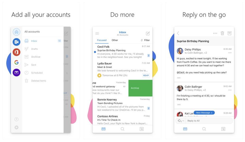 Outlook - Best iPhone apps (2020)