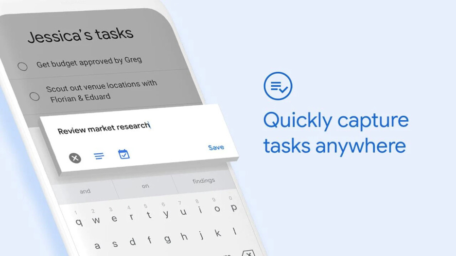 Google Tasks is a new app for people who want to get stuff done