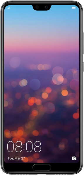 The Huawei P20 Pro - Huawei has a big winner in Western Europe with the P20 Pro