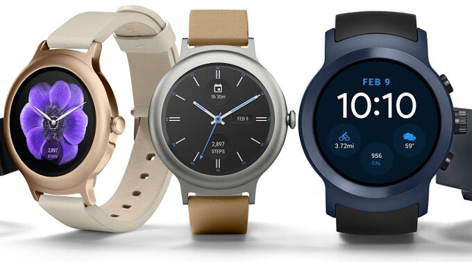 Upcoming LG Watch Timepiece to feature Wear OS, long battery life