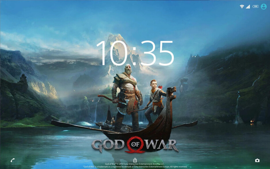 Sony launches God of War and The Sims themes for Xperia devices