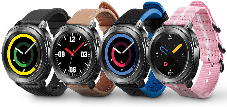 différemment 47e95 2be2f Buy a Samsung Gear Sport, get any wristband for free ...