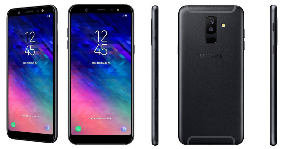 Samsung Galaxy A6 - Samsung lists the Galaxy A6 and A6+ on its official website with full specs in tow