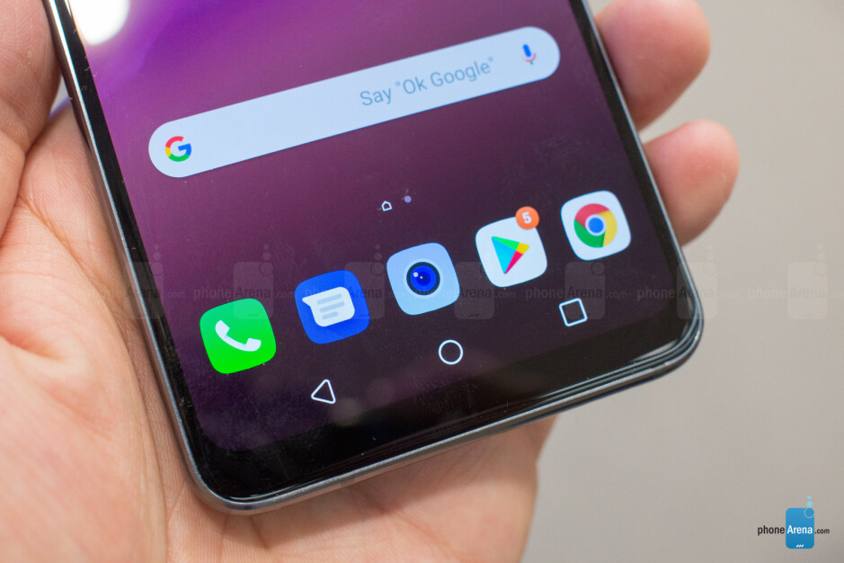The LG G7 ThinQ is made of glass and metal, has a modern look, and comes in four colors - LG G7 ThinQ Preview: I spent two days with LG's best phone yet