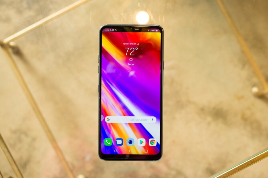 5 strange things about the LG G7 ThinQ
