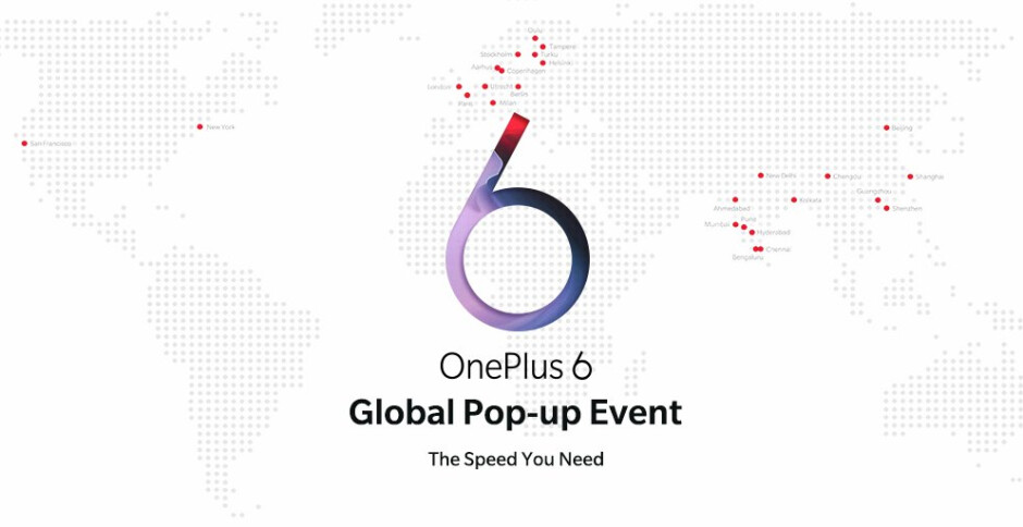 Want to buy the OnePlus 6 as soon as possible in the US? You'll have to visit these locations