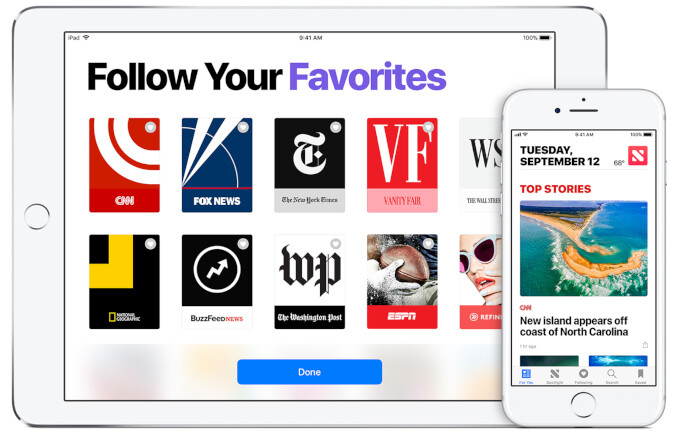 Best news apps for iPhone and Android